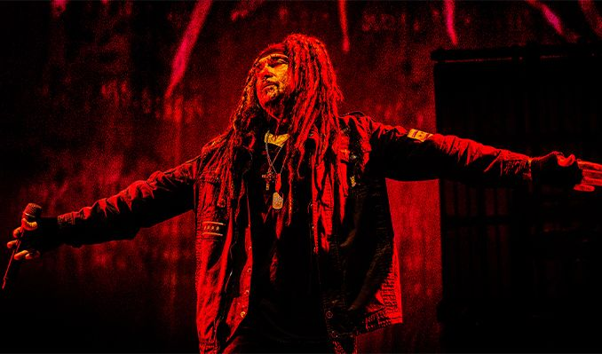 Ministry tickets at The Warfield in San Francisco
