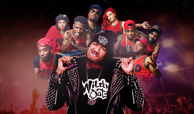 Nick Cannon Presents Mtv Wild N Out Live Tickets In Las Vegas At Michelob Ultra Arena At Mandalay Bay Resort Casino On Tbd