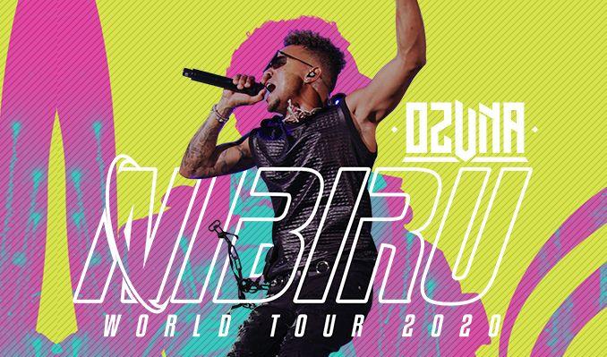 Ozuna - Nibiru World Tour tickets at T-Mobile Center in Kansas City