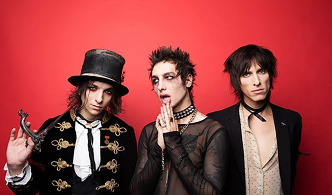 Palaye Royale  tickets at The Plaza Live in Orlando