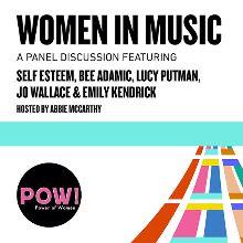 Power Of Women! Festival: Women In Music