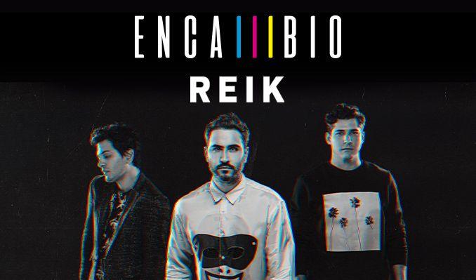 Reik tickets at Bert Ogden Arena in Edinburg
