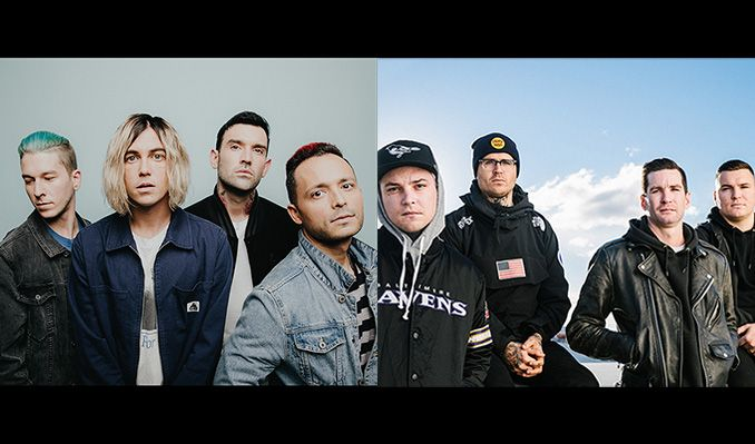 Sleeping With Sirens & The Amity Affliction tickets at The Showbox in Seattle