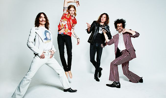 The Darkness - POSTPONED tickets at Cannery Ballroom in Nashville