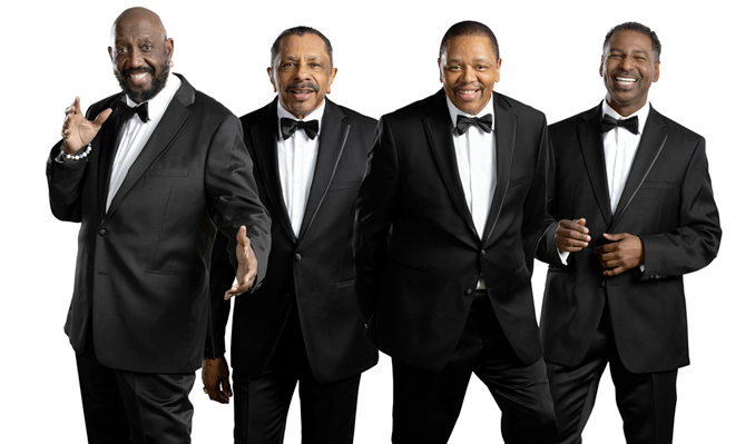 The Temptations tickets at Motorpoint Arena, Nottingham