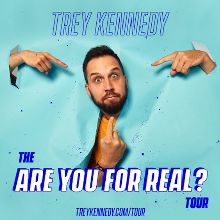 Trey Kennedy tickets at Joy Theater in New Orleans