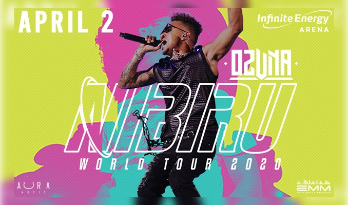 Ozuna  tickets at Gas South Arena in Duluth