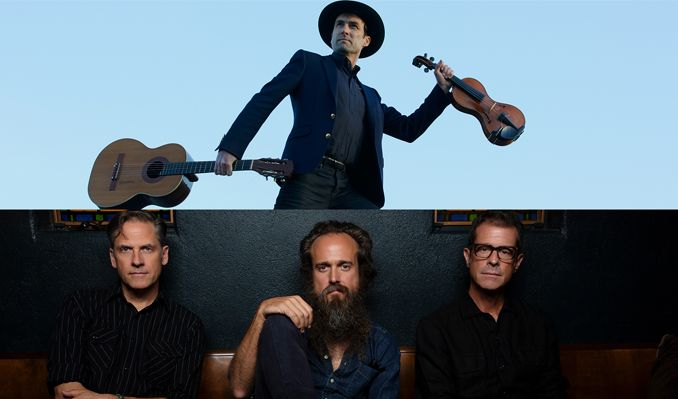 Andrew Bird and  Iron & Wine and Neko Case tickets at Red Rocks Amphitheatre in Morrison