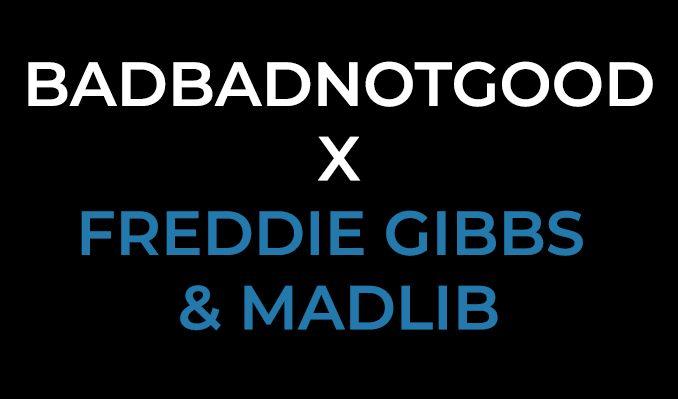 BADBADNOTGOOD x Freddie Gibbs & Madlib tickets at The Novo in Los Angeles