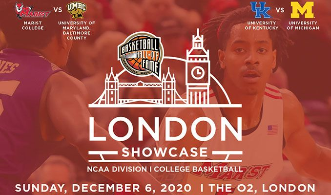 Basketball Hall of Fame London Showcase - RESCHEDULED  tickets at The O2 in London
