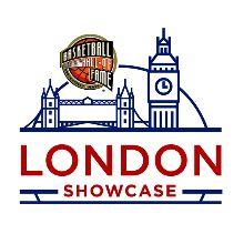 Basketball Hall of Fame London Showcase