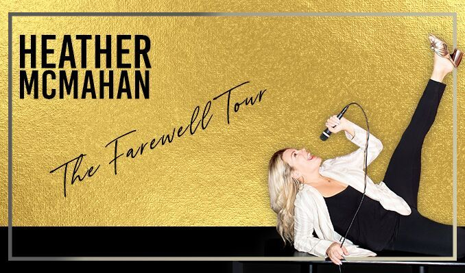 Heather McMahan tickets at Agora Theatre in Cleveland