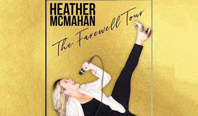 Heather McMahan tickets at The Riverside Theater, Milwaukee