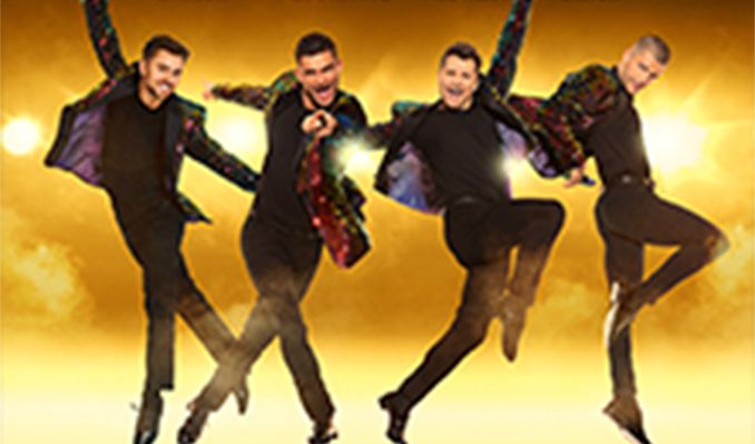 Here Come The Boys - RESCHEDULED  tickets at Eventim Apollo in London