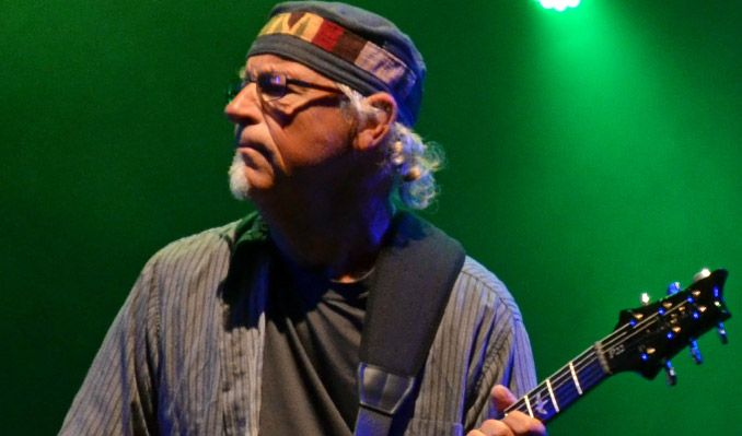 Jethro Tull's Martin Barre - RESCHEDULED tickets at The 100 Club in London