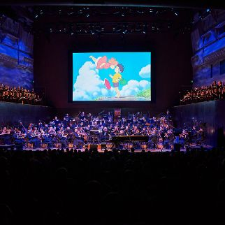 Joe Hisaishi Symphonic Concert: Music from the Studio Ghibli Films of Hayao Miyazaki - RESCHEDULED