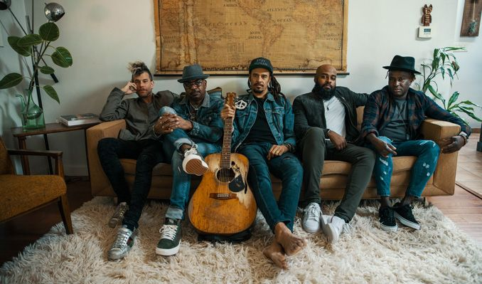 Michael Franti & Spearhead tickets at Gerald R. Ford Amphitheater, Vail