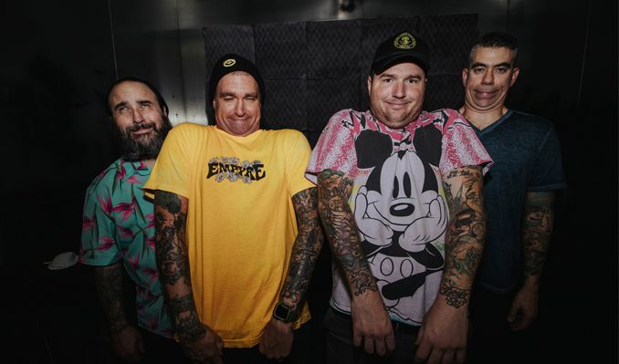 New Found Glory tickets at Stage AE, Pittsburgh