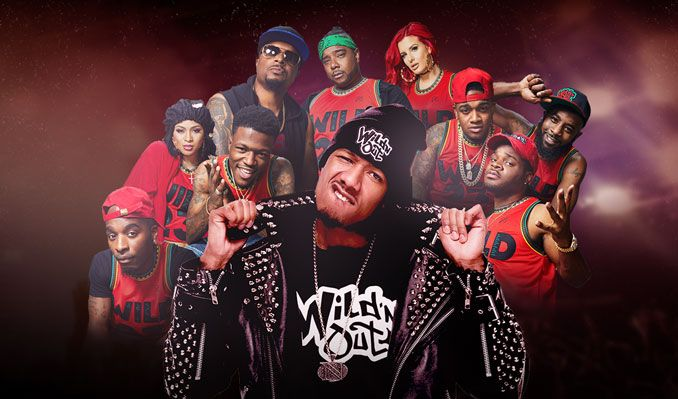 POWER 106 & Nick Cannon Mornings Presents: MTV Wild 'N Out Live tickets at STAPLES Center in Los Angeles