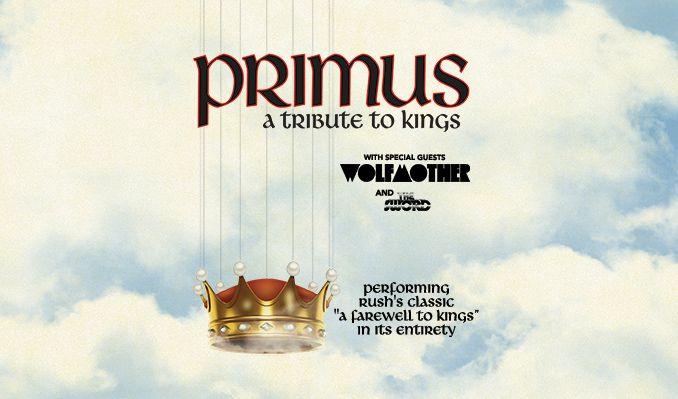 Primus tickets at Virginia Credit Union LIVE! at Richmond Raceway in Richmond