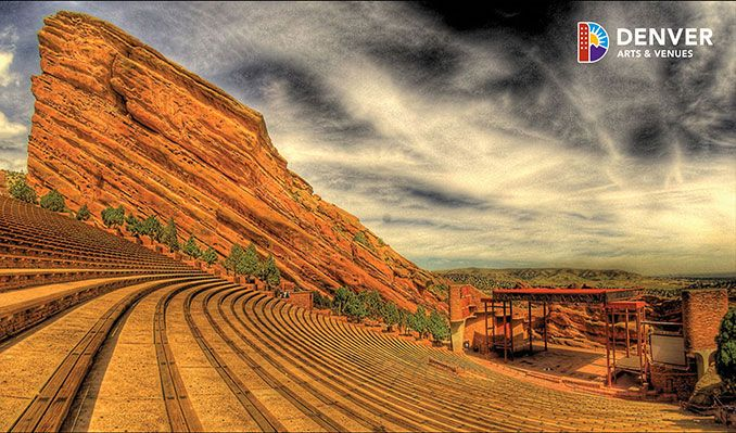 2021 Red Rocks Fitness Series tickets at Red Rocks Amphitheatre, Morrison