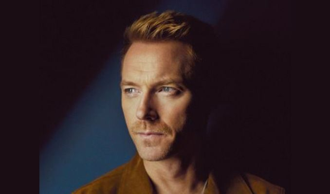 Ronan Keating - RESCHEDULED tickets at Eventim Apollo in London
