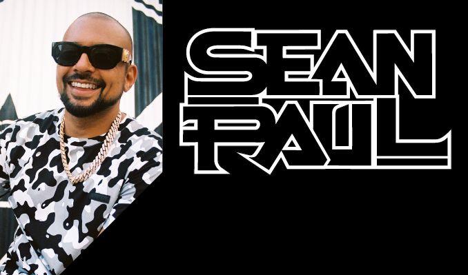 Sean Paul - INSTÄLLT tickets at Annexet in Stockholm