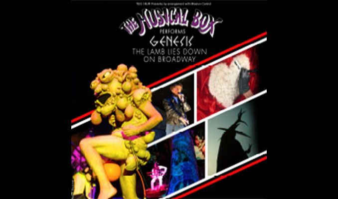 The Musical Box - RESCHEDULED tickets at Eventim Apollo in London