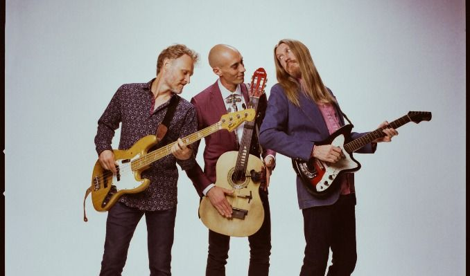 The Wood Brothers tickets at Variety Playhouse in Atlanta
