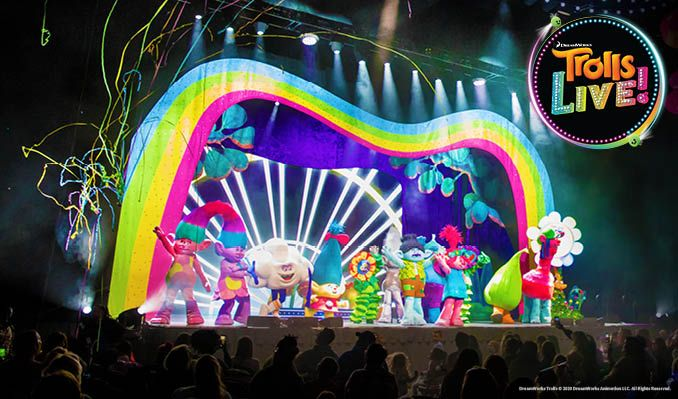 Trolls Live! ( July 24th 10 AM)  tickets at Microsoft Theater in Los Angeles