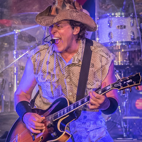"<a href=""https://www.axs.com/artists/104792/ted-nugent-tickets"">AEG Presents</a>"