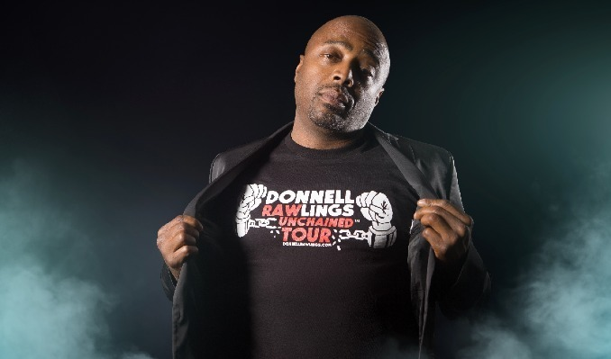Donnell Rawlings tickets at Nate Jackson's Super Funny Comedy Club in Tacoma