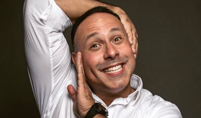Mark Viera tickets at Nate Jackson's Super Funny Comedy Club in Tacoma