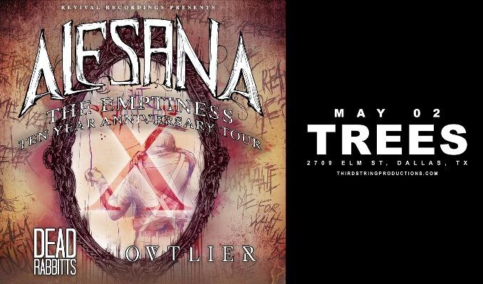 Alesana tickets at Trees in Dallas