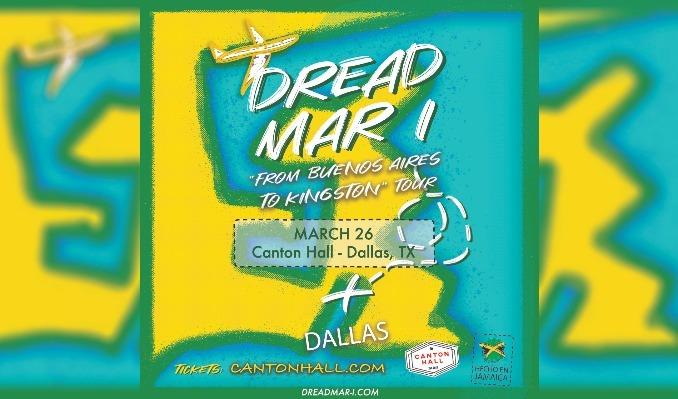 Dread Mar I  tickets at Canton Hall in Dallas