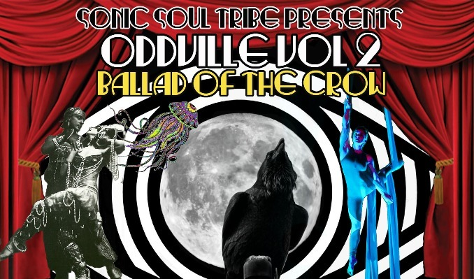 Oddville  - Ballad of the Crow tickets at Canton Hall in Dallas