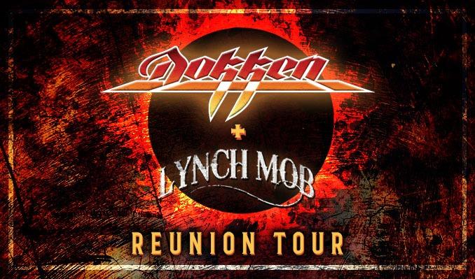 2021 Dokken Lynch Reunion Tour tickets at Keswick Theatre in Glenside