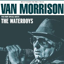 Van Morrison plus very special guests The Waterboys - RESCHEDULED tickets at Audley End in Saffron Walden