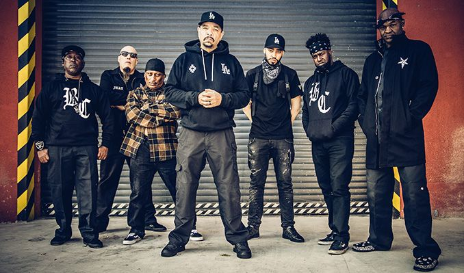 Body Count featuring Ice T  tickets at Fonda Theatre in Los Angeles