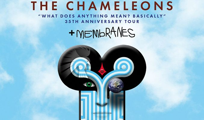 Chameleons - RESCHEDULED & venue change tickets at Islington Assembly Hall in London