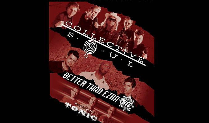 Collective Soul and Better Than Ezra tickets at Ocean Casino Resort in Atlantic City
