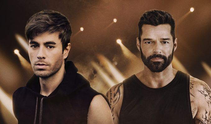 Enrique Iglesias & Ricky Martin 2021 tickets at MGM Grand Garden Arena in Las Vegas