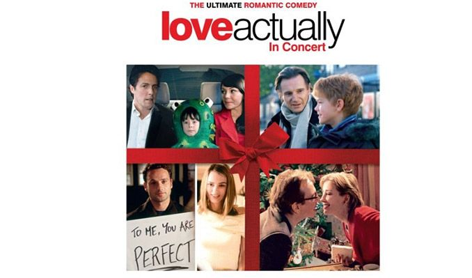 Love Actually In Concert tickets at Eventim Apollo, London