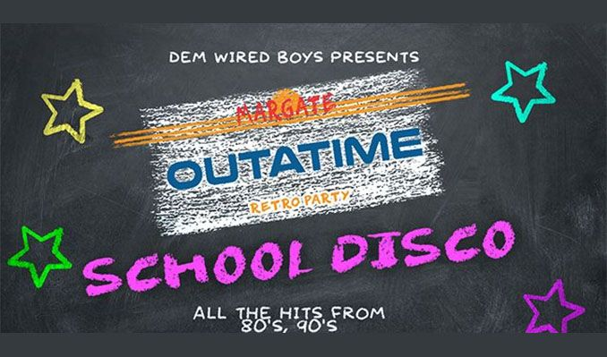 Outatime - RESCHEDULED tickets at Hall By The Sea, Dreamland Margate in Margate
