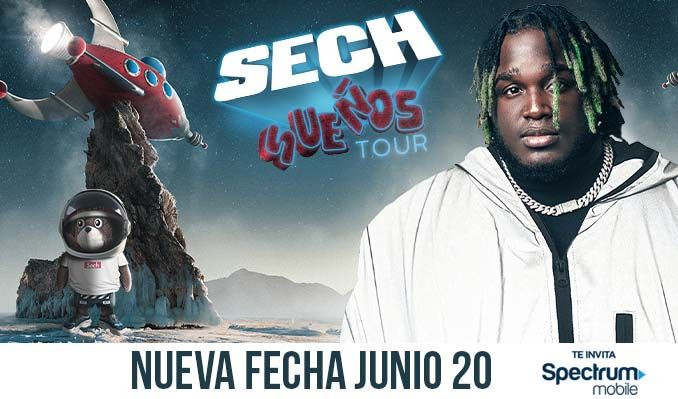 SECH tickets at The Novo in Los Angeles