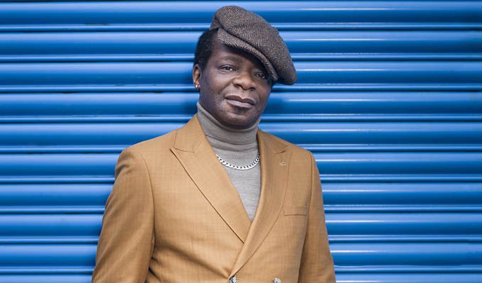 Stephen K Amos tickets at The Old Rep Theatre, Birmingham