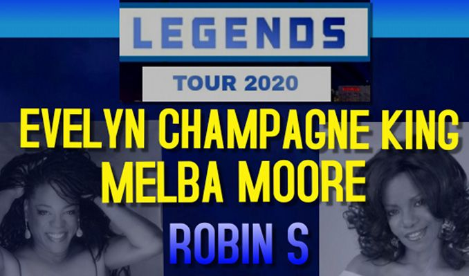 The Legends Tour - CANCELLED tickets at indigo at The O2 in London