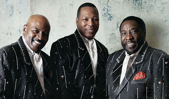 The O'Jays tickets at Xcite Center at Parx Casino in Bensalem