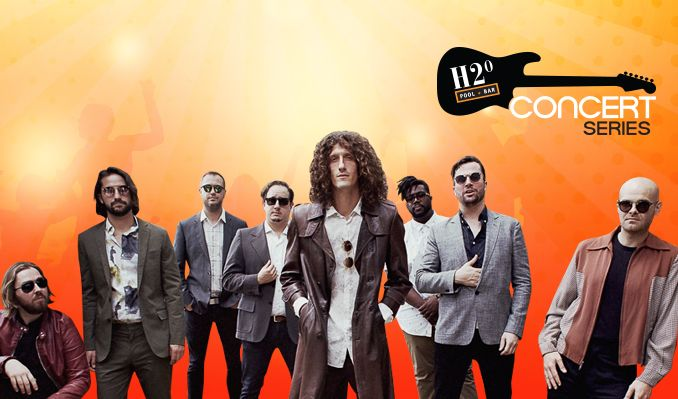 The Revivalists tickets at Golden Nugget Lake Charles in Lake Charles