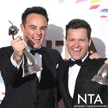 26th National Television Awards - RESCHEDULED  tickets at The O2 in London